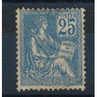 France - numéro 114 - oblitéré