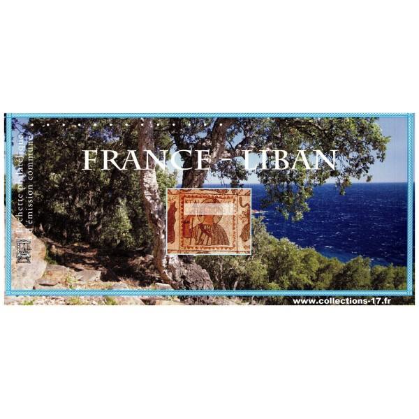 Emission Commune P 4323 - France - Liban - 2008