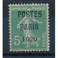 France - numéro P 24 - neuf sans gomme