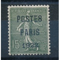 France - numéro P 31a - neuf sans gomme
