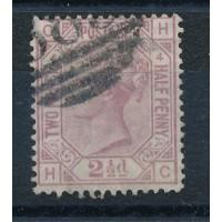 Grande-Bretagne - numéro 56 - oblitéré