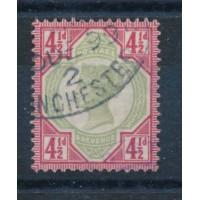 Grande-Bretagne - numéro 98 - oblitéré