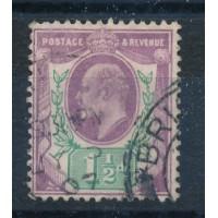 Grande-Bretagne - numéro 108 - oblitéré