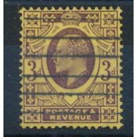 Grande-Bretagne - numéro 111 - oblitéré