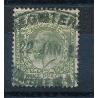 Grande-Bretagne - numéro 150a - oblitéré