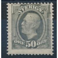 Suède - numéro 48 - neuf avec charnière