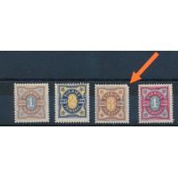 Suède - numéro 51/54 - neuf avec charnière