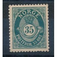 Norvège - numéro 55 - neuf avec charnière
