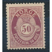 Norvège - numéro 56 - neuf avec charnière