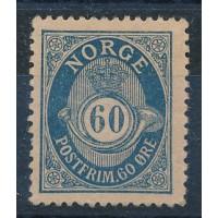 Norvège - numéro 57 - neuf avec charnière