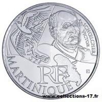10 €uros France 2012 Martinique