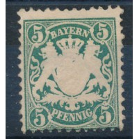 Allemagne - Bavière - numéro 39 - neuf avc charnière