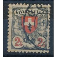 Suisse - numéro 210 - oblitéré