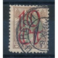 Pays-Bas - numéro 117 - oblitéré
