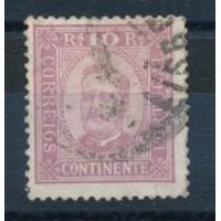 Portugal - numéro 67b - oblitéré
