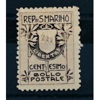 Italie - numéro 47 - neuf avec charnière