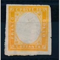 Italie Sardaigne - numéro 14 - neuf sans gomme