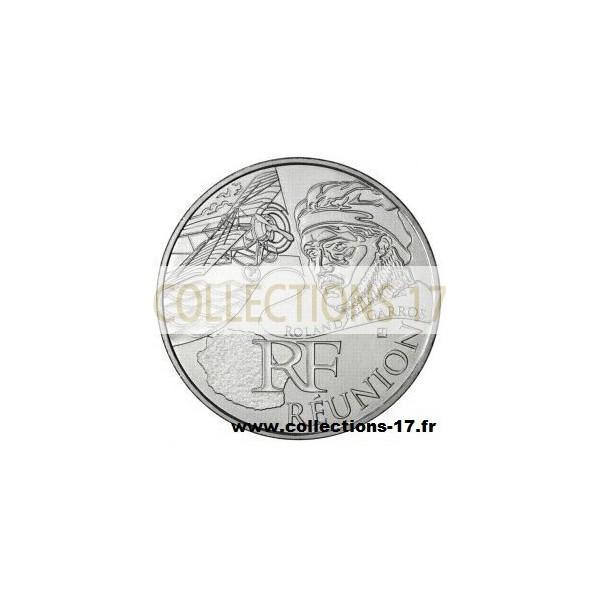 10 €uros France 2012 Réunion