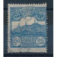 Italie, St Marin - numéro 38 - neuf avec charnière