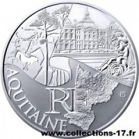10 €uros France 2011 Aquitaine