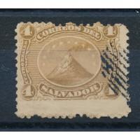 Salvador - numéro 4 - oblitéré