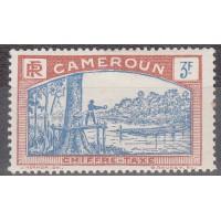 Cameroun - numéro TAXE 13 - neuf avec charnière