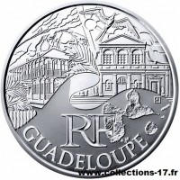 10 €uros France 2011 Guadeloupe