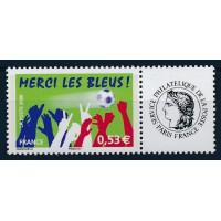 France - Personnalisé 3936A - Timbre neuf sans charnière - logo Ceres