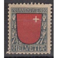 Suisse - numéro 176 - Oblitéré