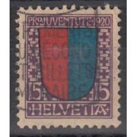 Suisse - numéro 178 - Oblitéré