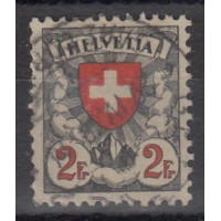 Suisse - numéro 211 - Oblitéré