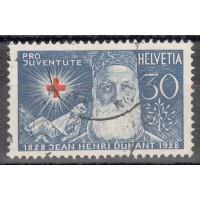 Suisse - numéro 234 - Oblitéré