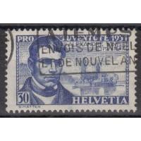 Suisse - numéro 253 - Oblitéré