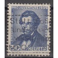 Suisse - numéro 285 - Oblitéré