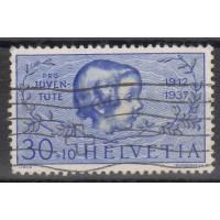 Suisse - numéro 306 - Oblitéré