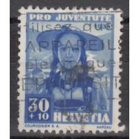 Suisse - numéro 319 - Oblitéré