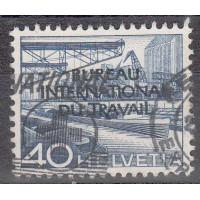 Suisse - numéro 323 officiel - Oblitéré