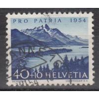 Suisse - numéro 552 - Oblitéré