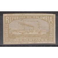 Colombie - numéro 156a - oblitéré