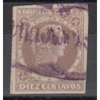 Colombie - numéro 55a - oblitéré