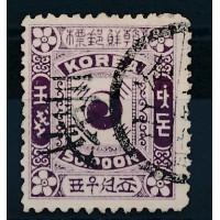 Corée - numéro 33 - oblitéré