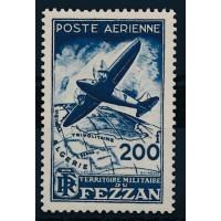 Fezzan - numéro PA 5 - neuf avec charnière