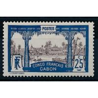Gabon - numéro 39 - neuf avec charnière