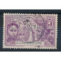 Guadeloupe - numéro 124 - oblitéré