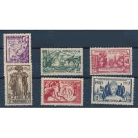 Martinique - numéro 161/66 - neuf avec charnières