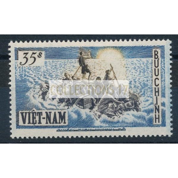 Vietnam du sud - numéro 36 - neuf avec charnières