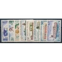 Madagascar - numéro 410 à 417 - neuf sans charnière