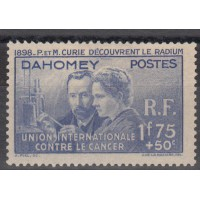 Dahomey - numéro 109 - Neuf avec charnière