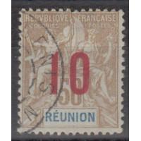 Réunion - Numéro 78 - Oblitéré