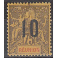 Réunion - Numéro 79 - Neuf avec charnière